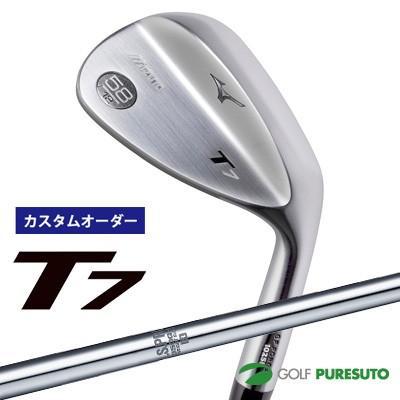 【カスタムオーダー】ミズノ T7 ウェッジ NS PRO 950GH WF スチールシャフト 日本仕様 mizuno 日本シャフト 【■MC■】