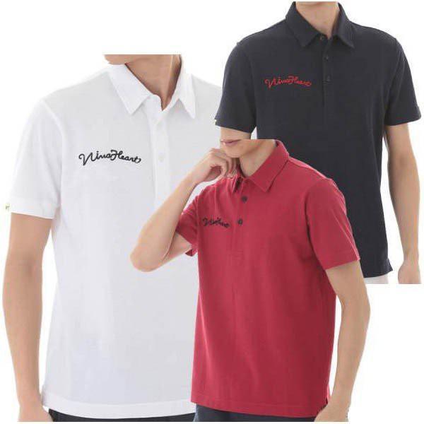 ビバハート アメリカンデニムカノコ半袖シャツ メンズ 011-21941
