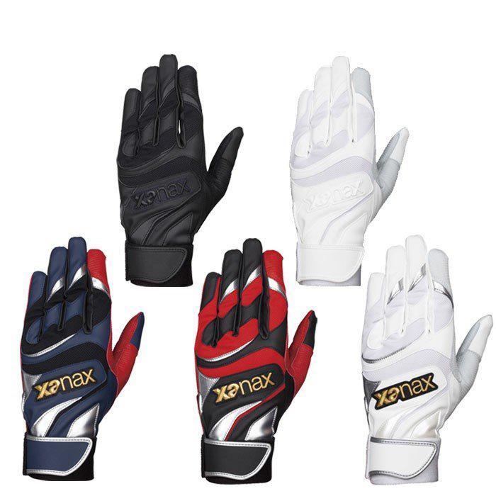 ザナックス XANAX バッティング手袋 公式 両手 爆買いセール BBG-87 シープ