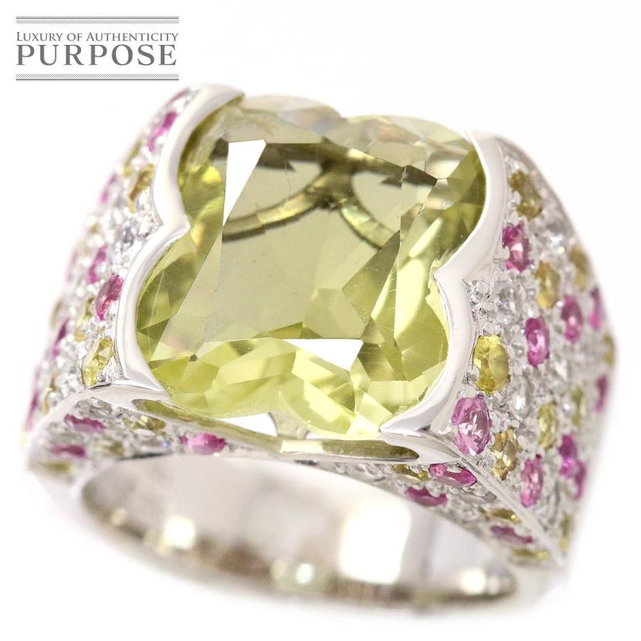 注文割引 クォーツ 6.55ct 指輪 サファイヤ 3.01ct K18WG 3.01ct リング 11.5号 6.55ct 18金ホワイトゴールド 指輪, ミナミカワチグン:57fe72a4 --- airmodconsu.dominiotemporario.com