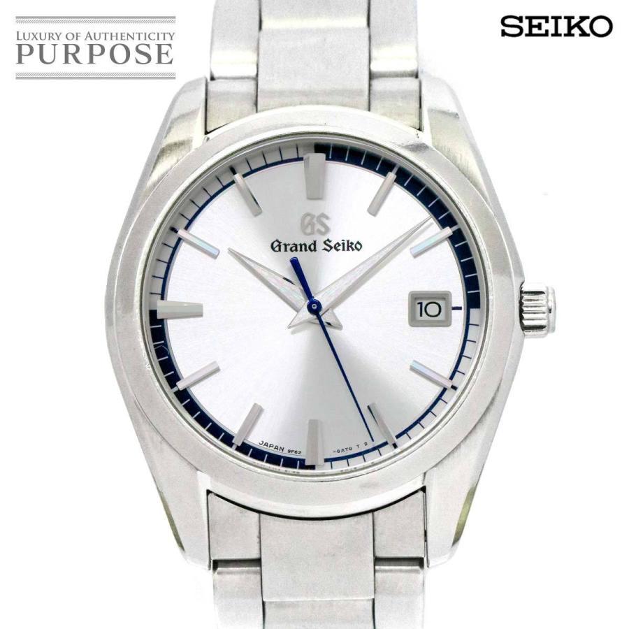 グランド セイコー GRAND SEIKO メンズ 腕時計 SBGX071 9F62 0AB0 デイト シルバー 文字盤 クォーツ ウォッチ purpose-inc