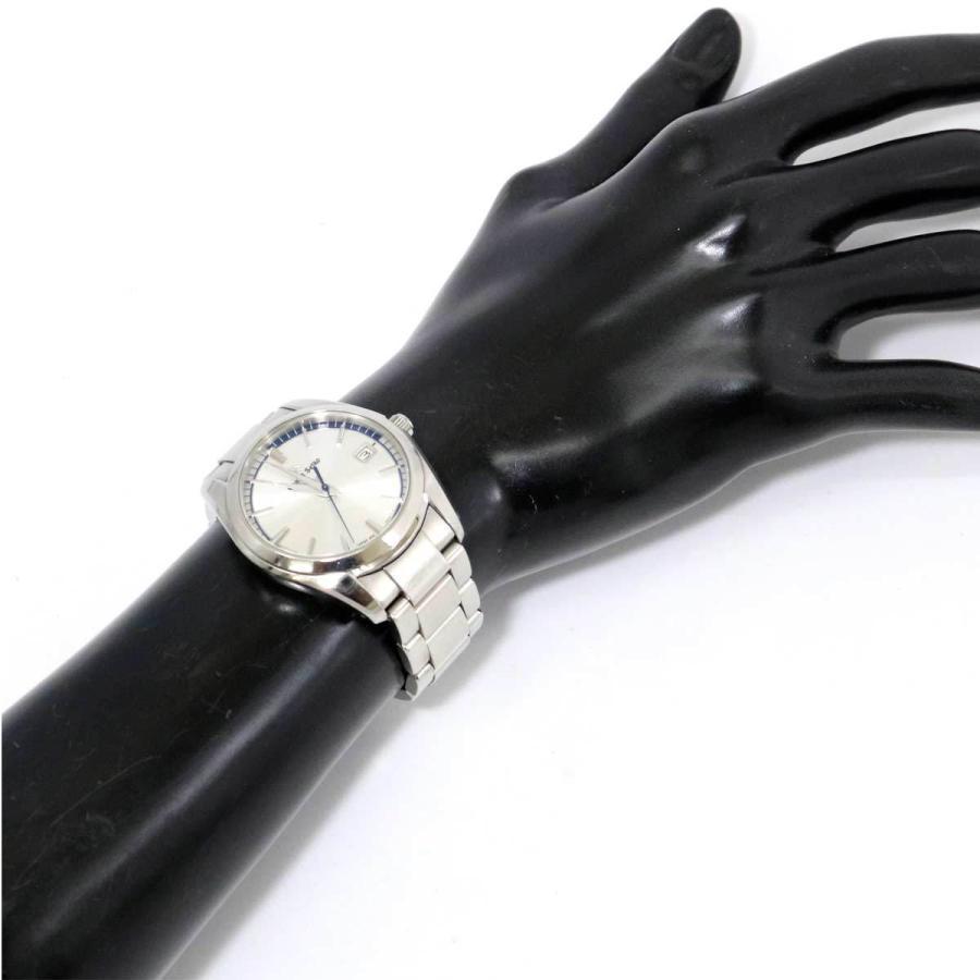 グランド セイコー GRAND SEIKO メンズ 腕時計 SBGX071 9F62 0AB0 デイト シルバー 文字盤 クォーツ ウォッチ purpose-inc 02