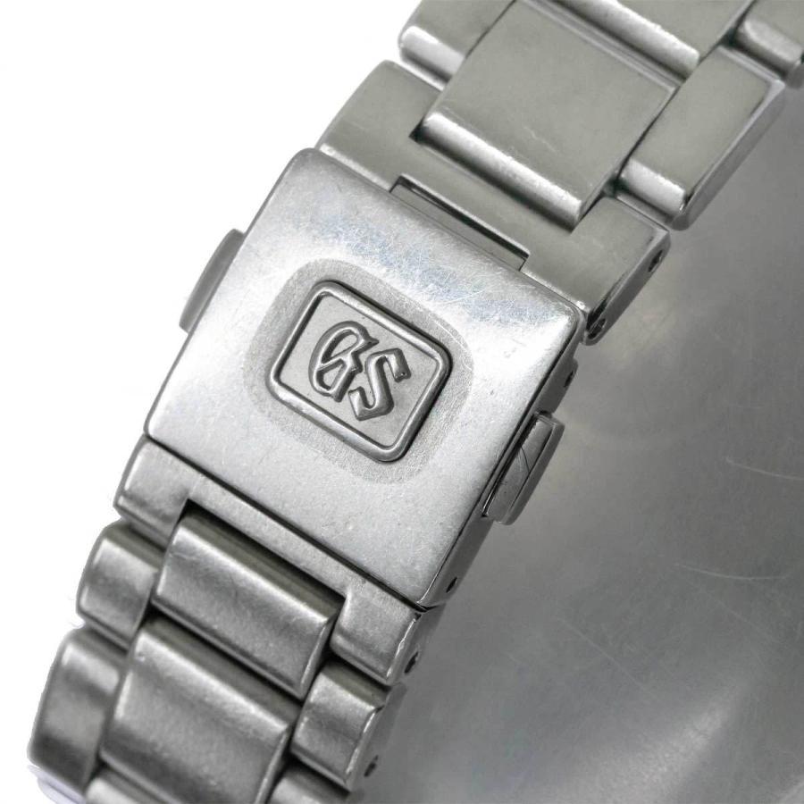 グランド セイコー GRAND SEIKO メンズ 腕時計 SBGX071 9F62 0AB0 デイト シルバー 文字盤 クォーツ ウォッチ purpose-inc 04