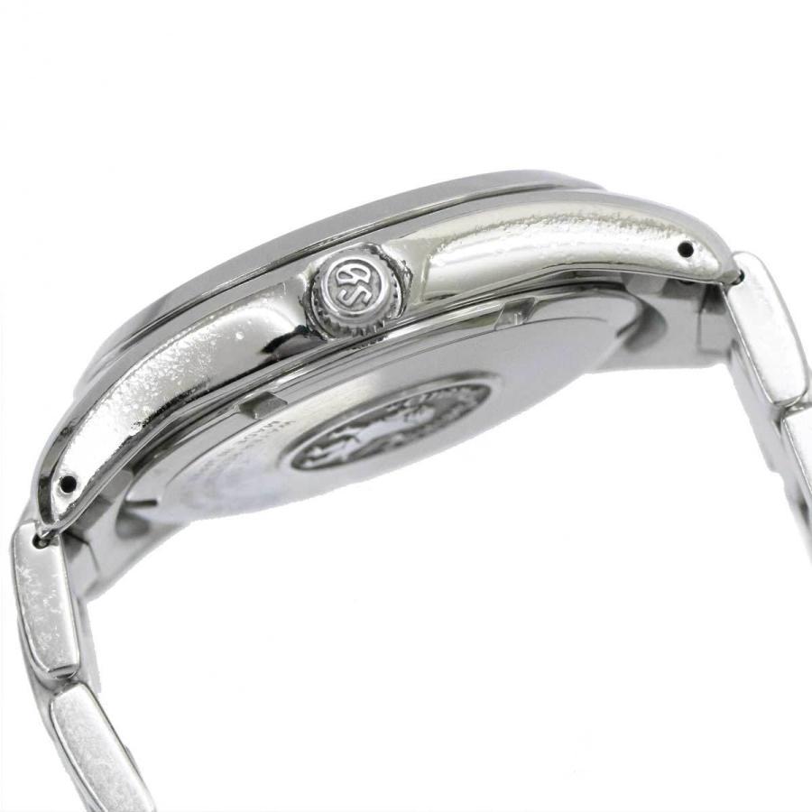 グランド セイコー GRAND SEIKO メンズ 腕時計 SBGX071 9F62 0AB0 デイト シルバー 文字盤 クォーツ ウォッチ purpose-inc 05