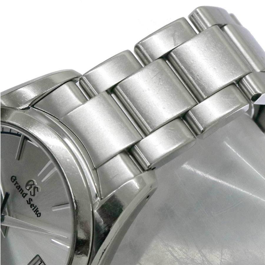 グランド セイコー GRAND SEIKO メンズ 腕時計 SBGX071 9F62 0AB0 デイト シルバー 文字盤 クォーツ ウォッチ purpose-inc 06