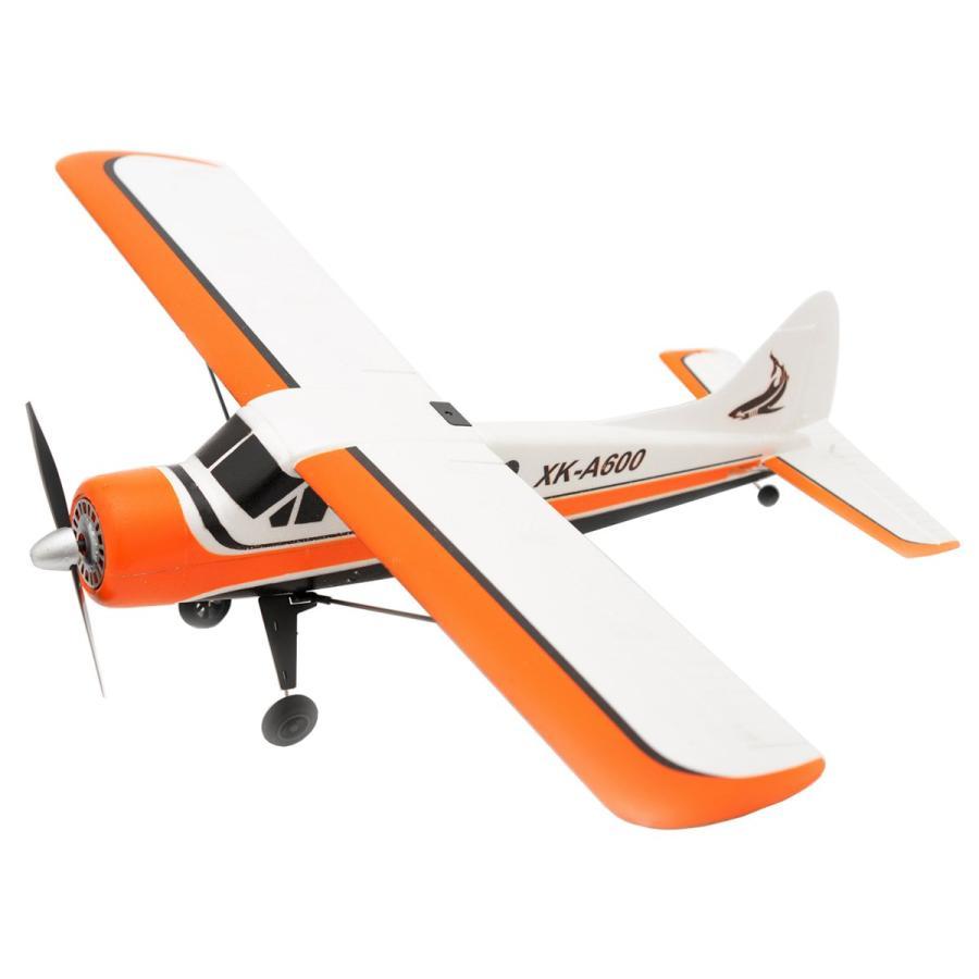 ハイテック エックスケー 2.4GHz 5ch A600 RTFキット A600 RC飛行機 purrbase-store