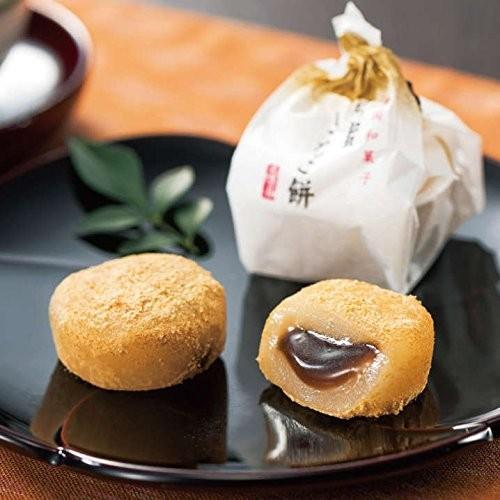 大阪 土産 大阪 黒蜜きなこ餅 (国内旅行 日本 大阪 お土産) :B06XKCK3QQ:PurrBase - 通販 - Yahoo!ショッピング