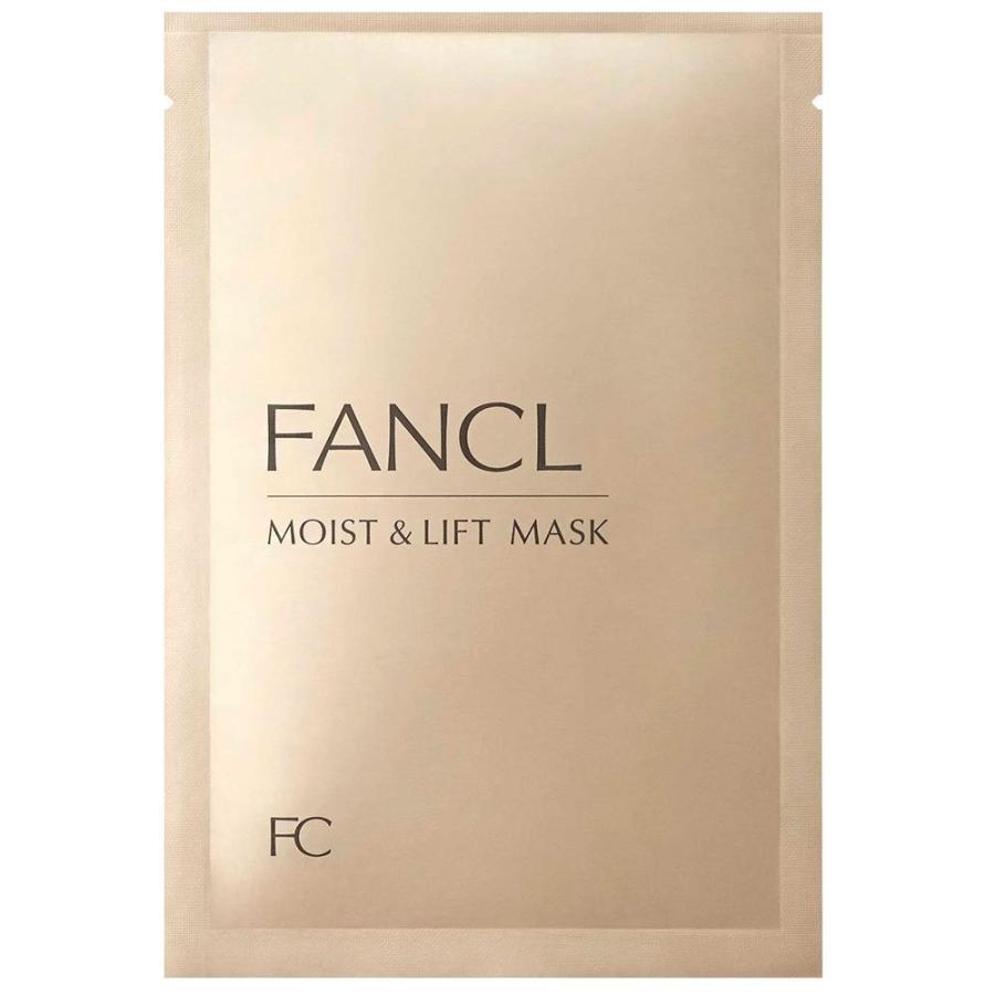 ファンケル(FANCL) モイスト&リフトマスク(M&L マスク)28mL×6枚 purrbase-store