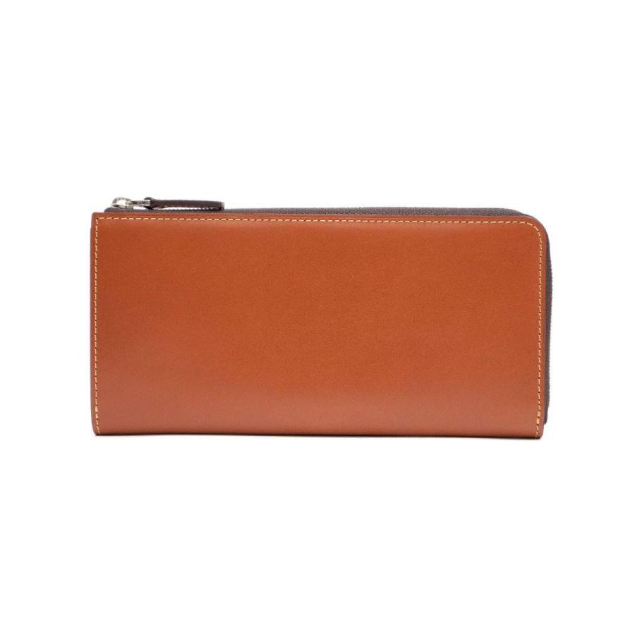 品質のいい [フジタカ] 長財布 L字ファスナー カード段12 デュプイボックスカーフ ボックス財布 No.617606 キャメル, きれん製菓 ac0f1f50