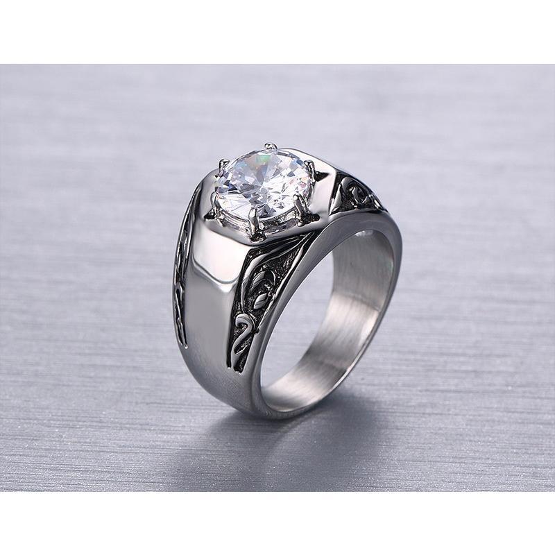 指輪 リング[ラッピング対応] PW 精良SUS316L製 ダイヤCZ シルバー銀色 キラキラ 魔法の六芒星 ダビデの星 ring /  幅14mm 14-28号 条件付送料無料61296|pwatch2014|04