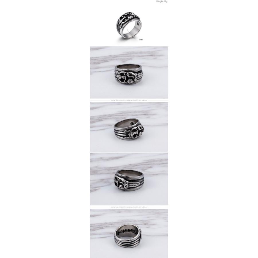 指輪 リング[ラッピング対応] PW 精良SUS316L製 シルバー銀色 クロムハーツ風 剣 ソード ring /  幅8m 16-26号 11g 条件付送料無料61349|pwatch2014|04