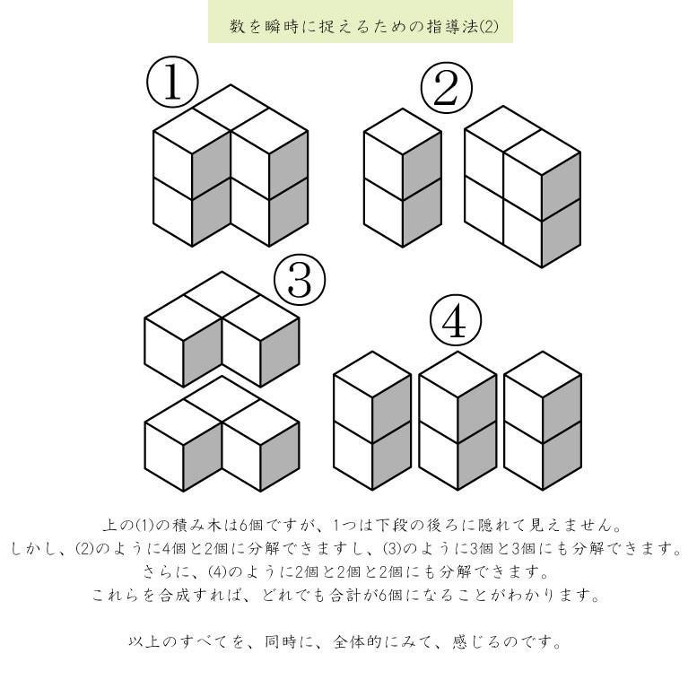小学校入試対策 能力育成問題集13 積み木の数2|pygli|04