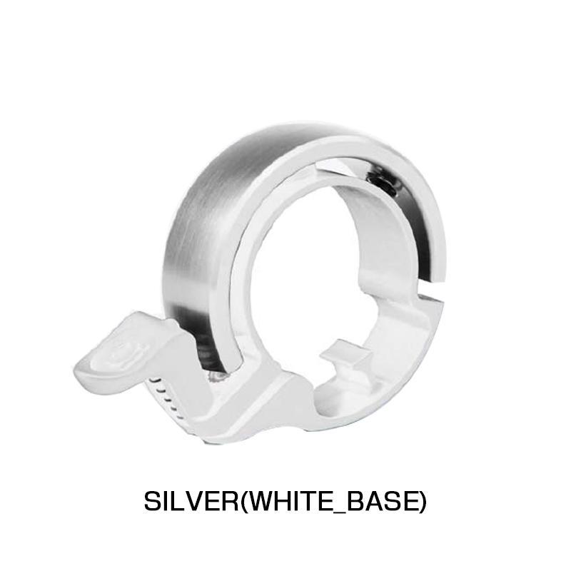 Knog Oi Classic Large Silver