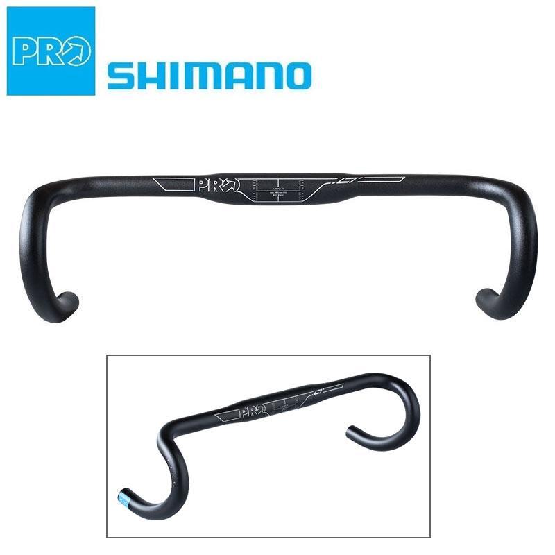 シマノプロ 公式通販 LTコンパクト ギフ_包装 ドロップハンドル SHIMANO PRO 一部即納 ロードバイク 土日祝も営業 ハンドル