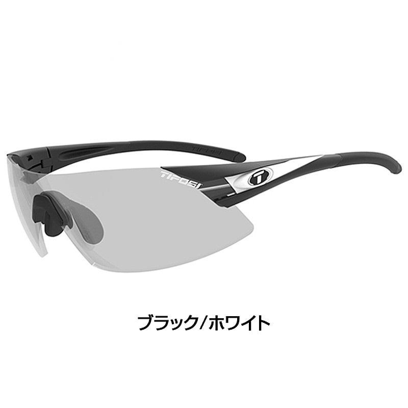 【紫外線対策】Tifosi Optics 2017年モデル ASIAN FIT PODIUM XC ポディウムXC 日本別注カラー ブラック/ホワイト