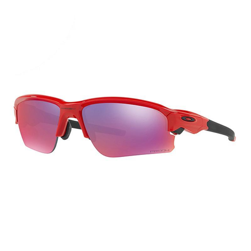 【紫外線対策】OAKLEY オークリー FLAK DRAFT Asia Fit フレームカラー:INFRARED OO9373-0570