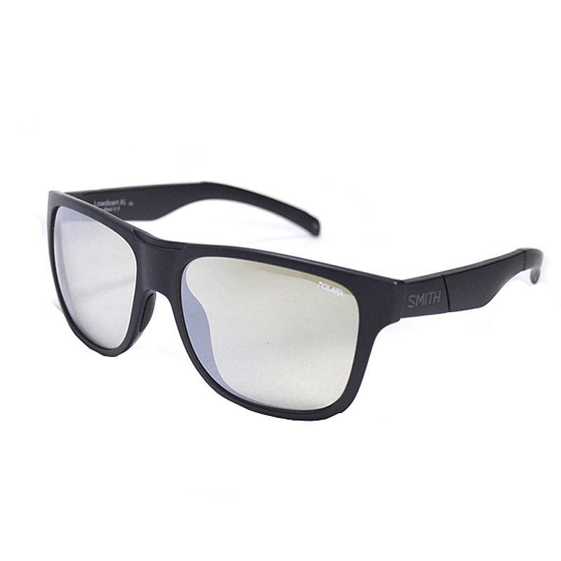 SMITH optics スミスオプティクス 2019年モデル LOWDOWN XL ローダウンXL フレームカラー:黒 レンズ:銀 MIRROR