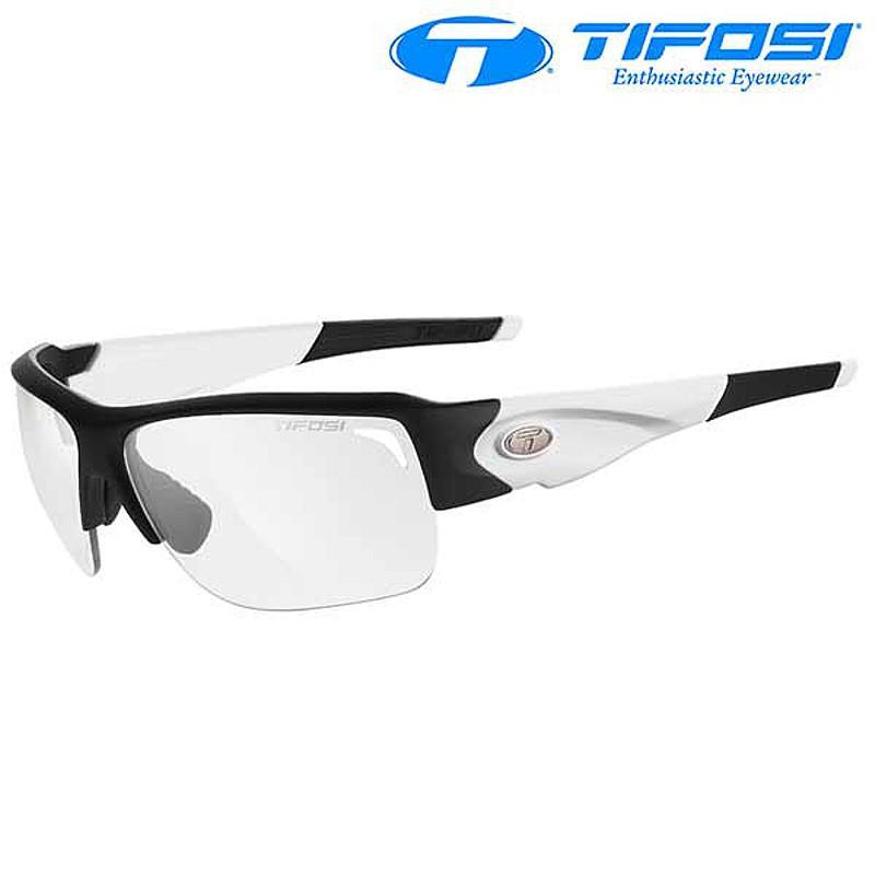 Tifosi Optics ティフォージ・オプティクス ELDER SL FOTOTEC エルダーSLフォトテック フレーム:ブラック/ホワイト