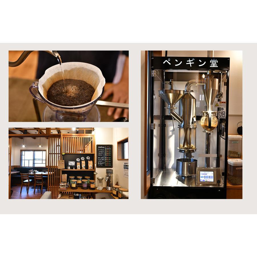 スペシャルティーコーヒー120g×3種類お試しセット【ペンギン堂】【ネコポス便・送料込】 qu-shop 07
