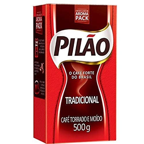 ブラジルコーヒー カフェピロン Cafe Pilao 500g×5個