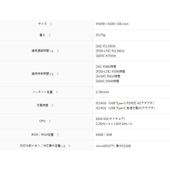 「新品 未使用品 白ロム」SIMフリー Ymobile Xperia 8 902SO 黒 ブラック ※赤ロム永久保証 [ymobile simロック解除済][sony/ソニー][Xperia] quality-shop 02