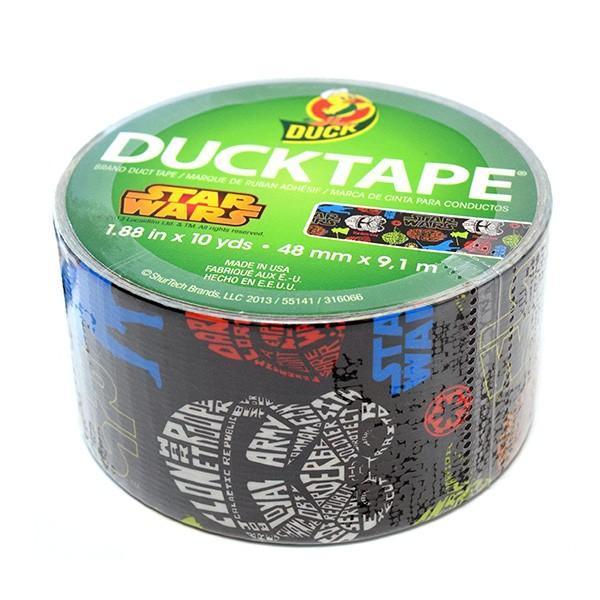 ダック/スターウォーズ ダクトテープ/4.8cm×9.1m/シングルロール|quattroline