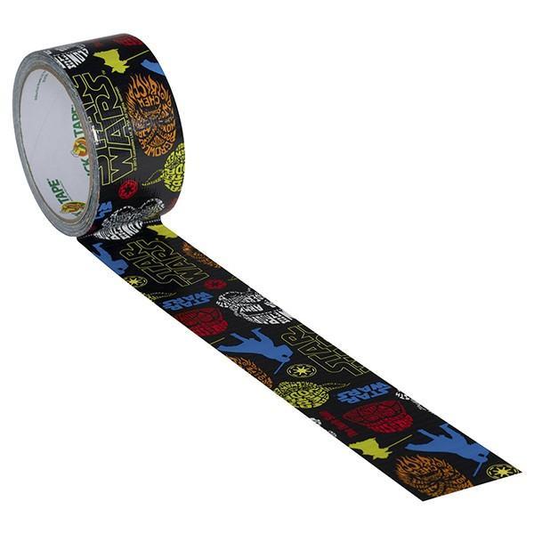 ダック/スターウォーズ ダクトテープ/4.8cm×9.1m/シングルロール|quattroline|02