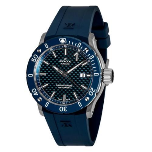 80099-3BU3-BUIN3 EDOX エドックス CHRONOFFSHORE-1 PROFESSIONAL クロノオフショア1 プロフェッショナル  メンズ腕時計 正規品 送料無料   quelleheure-1