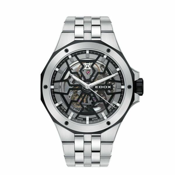 正規品 EDOX エドックス DELFIN デルフィン MECANO AUTOMATIC メカノ オートマティック 自動巻き メンズ腕時計 85303-3NM-NBG quelleheure-1 02