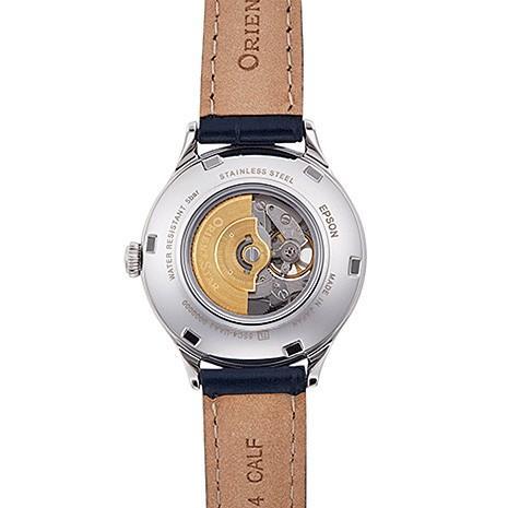 ORIENT STAR オリエントスター CLASSIC SEMI SKELETON 自動巻き 手巻き付 レディース腕時計 RK-ND0005S  |quelleheure-1|03