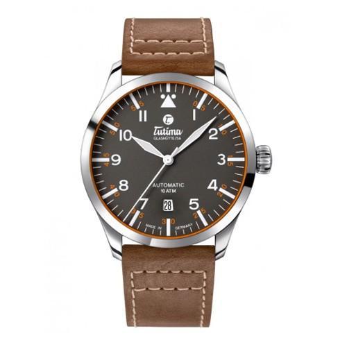 Tutima チュチマ Grand Flieger グランドフリーガー 自動巻き メンズ腕時計 6105-03  |quelleheure-1