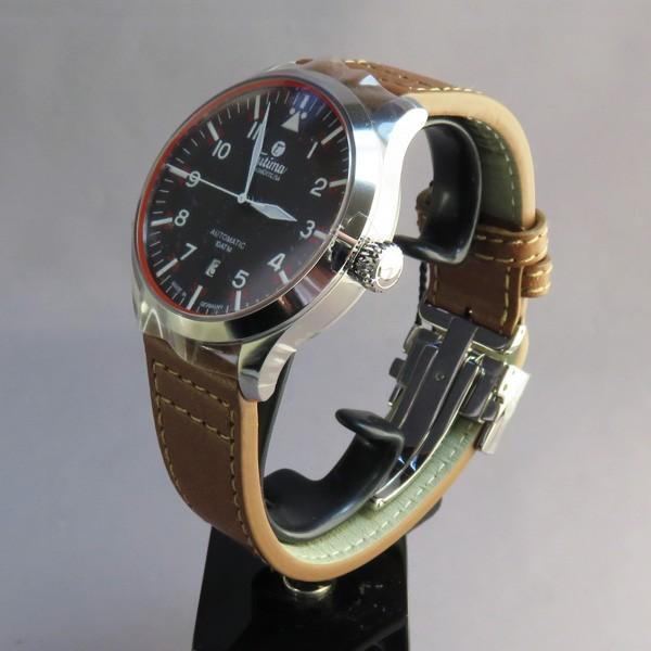 Tutima チュチマ Grand Flieger グランドフリーガー 自動巻き メンズ腕時計 6105-03  |quelleheure-1|03