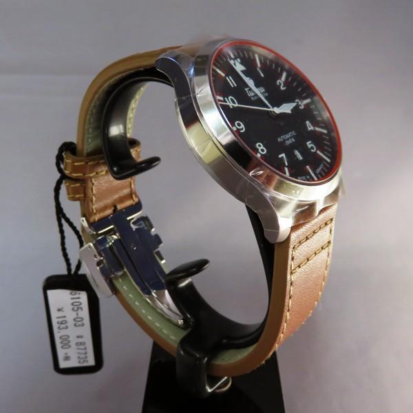Tutima チュチマ Grand Flieger グランドフリーガー 自動巻き メンズ腕時計 6105-03  |quelleheure-1|04