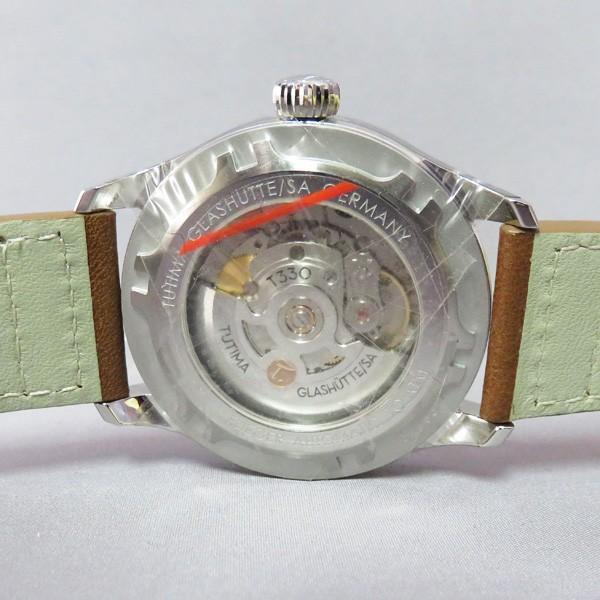 Tutima チュチマ Grand Flieger グランドフリーガー 自動巻き メンズ腕時計 6105-03  |quelleheure-1|09