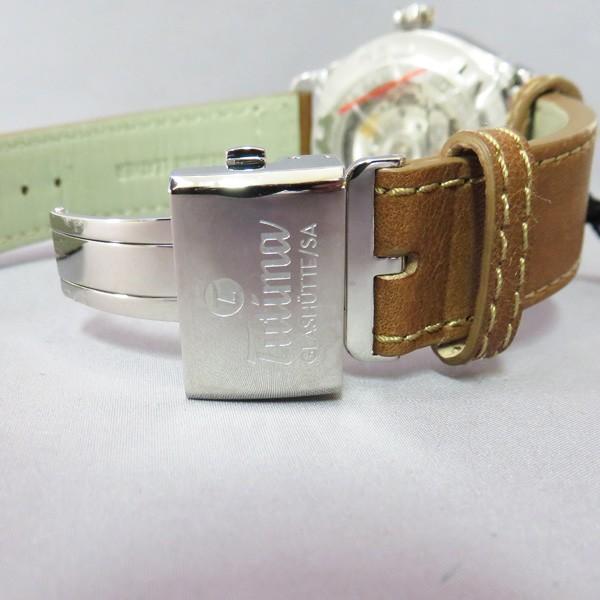 Tutima チュチマ Grand Flieger グランドフリーガー 自動巻き メンズ腕時計 6105-03  |quelleheure-1|10