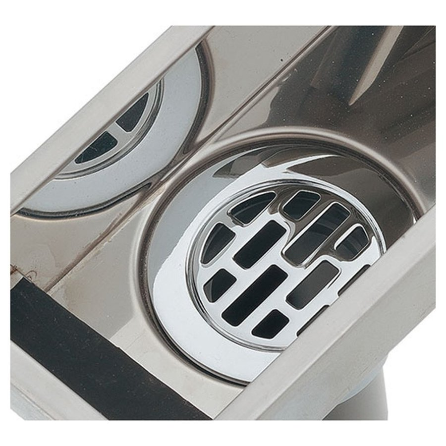 カクダイ 排水金具 浴室排水ユニット 出入口用 150×950 428-591-950