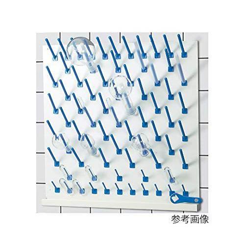 壁掛け乾燥ラック(排水機能付) 500×500mm /3-8174-05