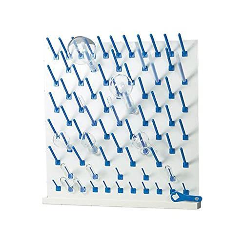 壁掛け乾燥ラック 600×600mm /3-8174-03