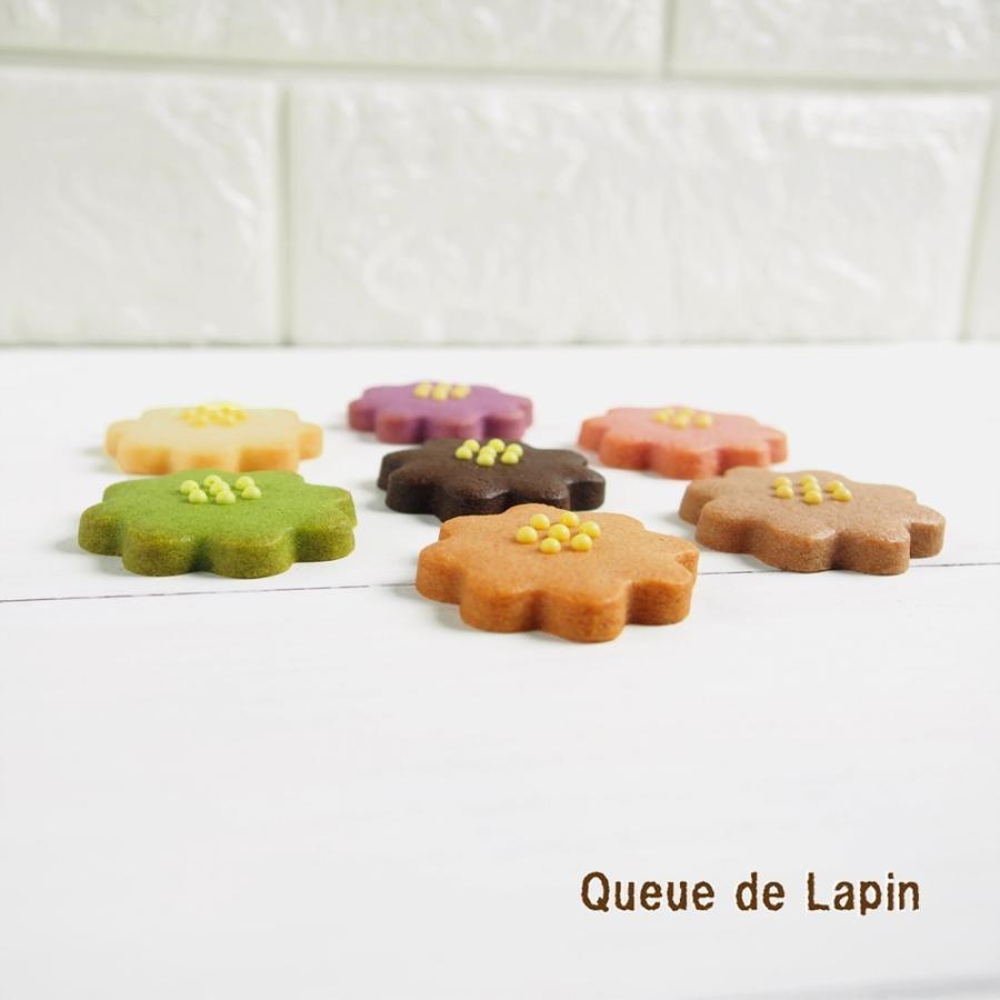 ìインボフラワークッキー Cookie Flower7 Queue De Lapin ɀšè²© Yahoo ·ョッピング