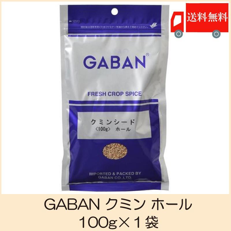 ギャバン スパイス GABAN クミン 100g ホール 人気の製品 ポイント消化 送料無料 好評受付中