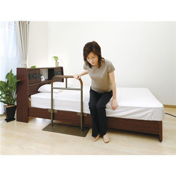リッチェル ベッド関連用品 ベッド関連用品 ベッド用手すり しんすけST 48140