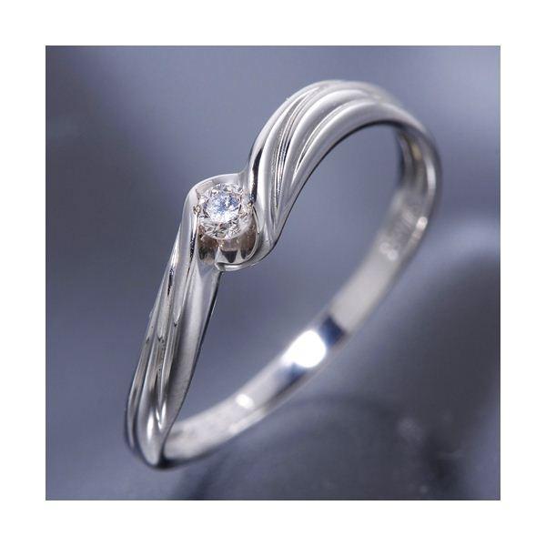 通販 ウェービーダイヤリング 指輪 17号, JSPTOKAI 66148522