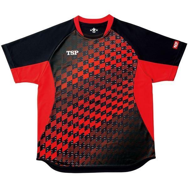 VICTAS TSP 卓球アパレル ゲームシャツ エテルノシャツ 男女兼用 031431 ブラック JL150