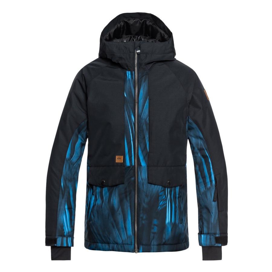 アウトレット価格 【30%OFF】クイックシルバー QUIK銀 TR AMBITION YOUTH JK スキー スノボ ジャケット