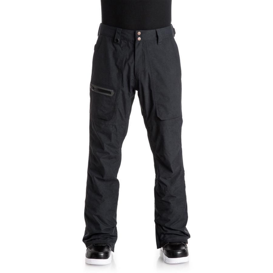 クイックシルバー (QUIK銀) スノボ/ スキー ・シェルパンツ DARK AND STORMY PANT【EQYTP03034 KVJ0】