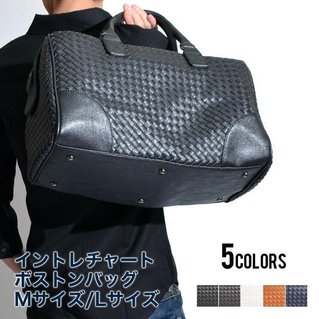 b29a8356013a ボストンバッグ メンズ インチャーレート 上質 鞄 カバン 合皮 2way ...