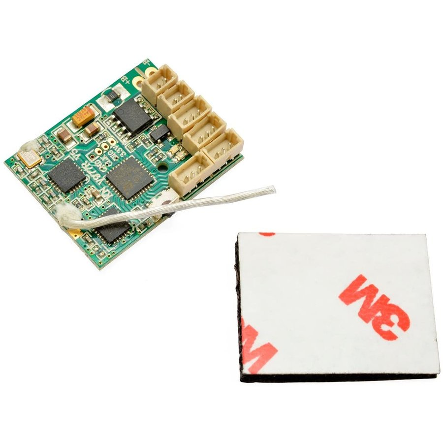 ハイテック エックスケー A600用 受信機 XKA600-015|r-ainet