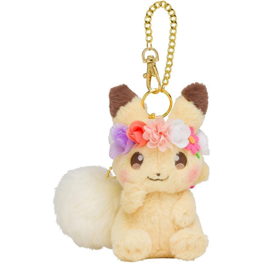 ポケモンセンターオリジナル チャーム付きマスコット ピカチュウ Pikachu&Eievui's Easter|r-ainet|03