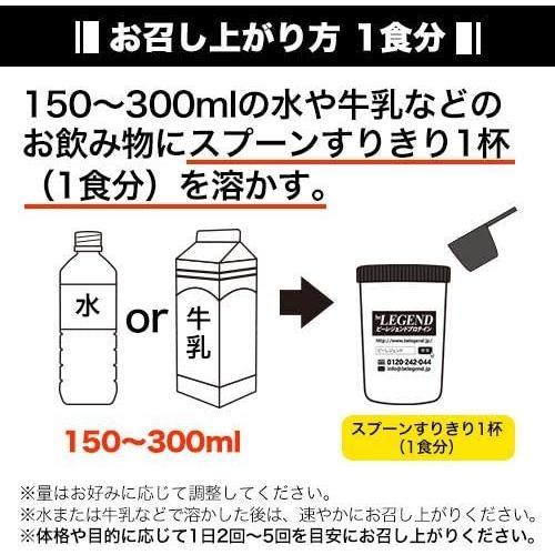 ビーレジェンド ホエイプロテイン ベリベリベリー風味 1Kg|r-ainet|05