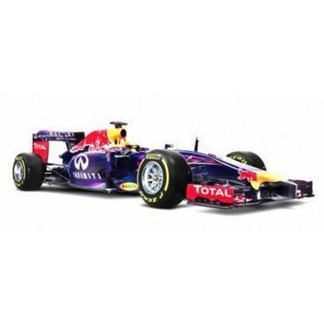 1/18 インフィニティ レッドブル レーシング S.ベッテル Infiniti 赤 Bull Racing RB10 S.Vettel 2014 ミニチャンプス MINICHAMPS